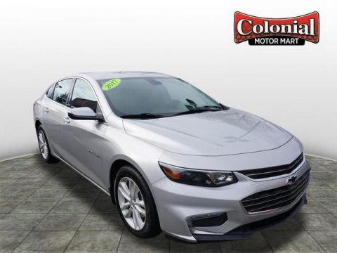 Pre-Owned 2017 Chevrolet Malibu LT FWD LT 4dr Sedan