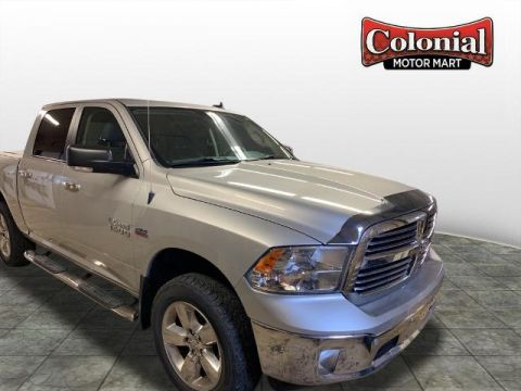 Pre-Owned 2016 RAM 1500 Big Horn 4WD 4x4 Big Horn 4dr Crew Cab 5.5 ft. SB Pickup