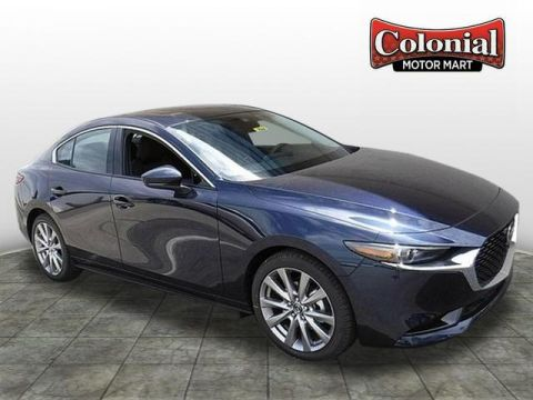 Pre-Owned 2019 Mazda3 Sedan Premium FWD Premium 4dr Sedan