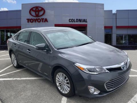 Pre-Owned 2014 Toyota Avalon Hybrid Limited FWD Limited 4dr Sedan