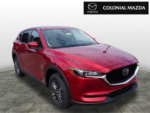 New 2020 Mazda CX-5 Touring AWD AWD Touring 4dr SUV